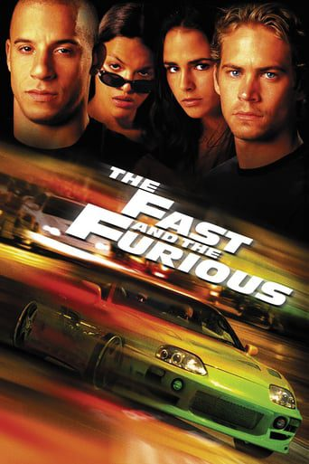 The Fast and the Furious (2001) เร็ว…แรงทะลุนรก