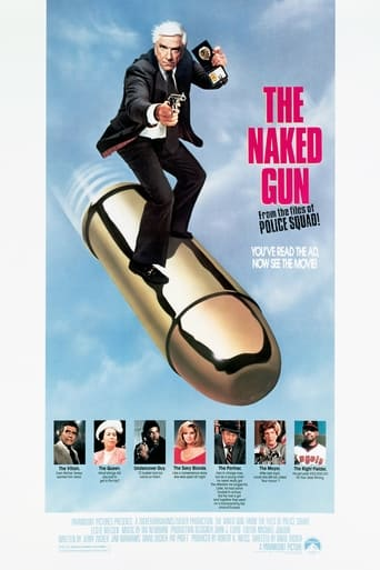 The Naked Gun: From the Files of Police Squad! (1988) ปืนเปลือย ภาค 1